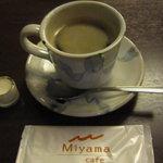 Cafe Miyama - ブレンドコーヒー