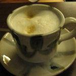 Cafe Miyama - カフェラテ