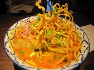THAIFOOD DINING&BAR マイペンライ - カオソーイ♪