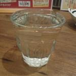 なじみ野 - 冷酒(羅生門吟醸)