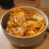泰然 - 料理写真:特製比内地鶏親子丼