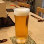 泰然 - 生ビール
