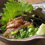 竹乃屋  - 博多の郷土料理ゴマサバ
