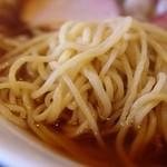 幸華 - 麺
