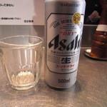 50476149 - ラーメン大大森店 2016・4缶ビール