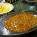 グローリー - ダル(豆)カレー