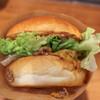 ハンサム バーガー - 料理写真:熟成チェダーチーズ・ハンバーガー☆