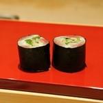 はつね寿司 - 鰯の巻物