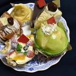 カスタード洋菓子店 - 料理写真: