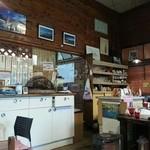 きまぐれ喫茶 - 店内の様子
