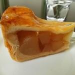 50481721 - 「洋菓子工房ノエル」さんのアップルパイです