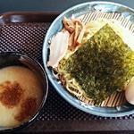 帯広豚丼・つけ麺 甚平 - 【つけ麺 並盛】¥800