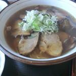 ラーメンいりき - チャーシュー麺