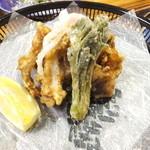 松竹 - フグから揚げ