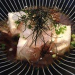 杜若 - 豆腐の揚げ出し