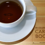 MUSEUM CAFE CARS & BOOKS - ドリンク写真: