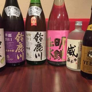 日本酒がほしくなる店!