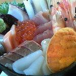 5049258 - 海鮮丼(貝焼き付)