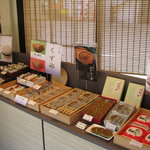 川崎屋 東照 - お菓子類