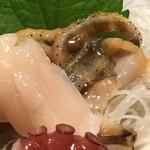 正寿司 - ヒモも付いてました