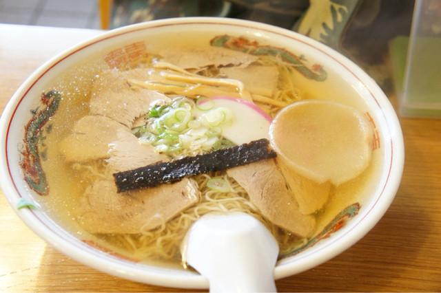 丸竹食堂 - チャーシューメン@600円