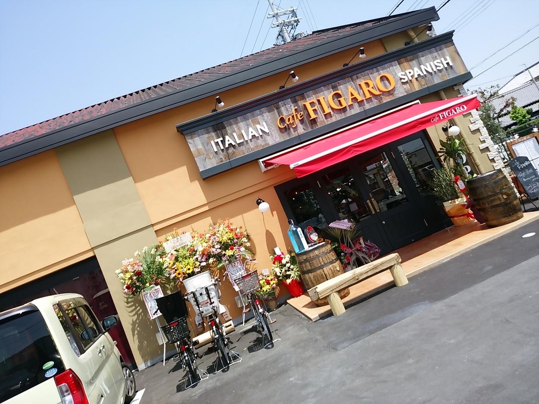 イタリアン スパニッシュ カフェ フィガロ