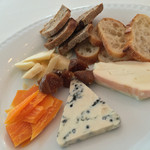 表参道バンブー - 表参道バンブー(東京都渋谷区神宮前)チーズ盛り合わせ 1300円