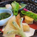 胡蝶 - 籠盛 煮物 焼物 揚物