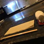 鉄板焼 花 - 鉄板焼 花(東京都渋谷区代官山町)鉄板カウンター