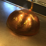 鉄板焼 花 - 鉄板焼 花(東京都渋谷区代官山町)活アワビの鉄板焼~バター醤油風味