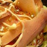 厨 - なまりぶしのサラダ