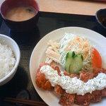 5050521 - チキンカツ定食