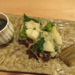 50500038 - ミニ鮨懐石の焼き物