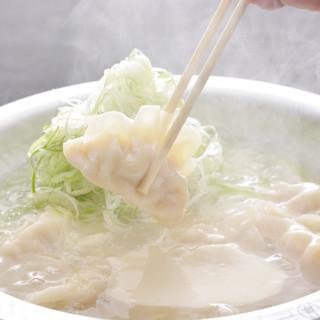 焼き餃子はもちろん、炊き餃子も美味い!!