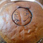 Cafe Bakery SHINOZUKA - 料理写真:むじなもんクリームパン(¥140)