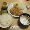 とんかつ村井 - 料理写真:ミルかつ ¥700-