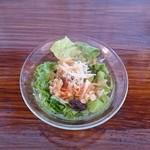 カブトスカフェ - サラダ