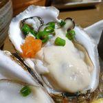大魚 - 厚岸産 殻付生ガキ