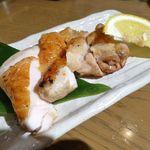 大魚 - 美桜鶏の天然塩焼き