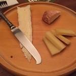 ピルゼン - チーズ盛り合わせ❗️