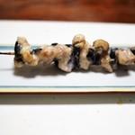 鰻はし本 - 地焼くりから焼串