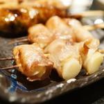 串鳥番外地 - 新生姜豚巻き