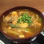 50513170 - 「和牛と海鮮の咖喱椀御膳(カレー汁)」1,980円