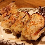 寿々菜屋 - 餃子