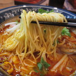 ティーヌン - 中華麺
