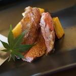 彩道 - ステーキも柔らかくて美味しい 紫2440円