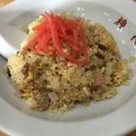 神代 - 料理写真:炒飯