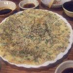 居酒屋 さむらい - ヒラヤーチー(平焼き)