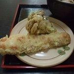 中野屋 - 天ぷら