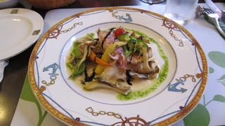 プチレストラン 雅司亭 - 魚料理